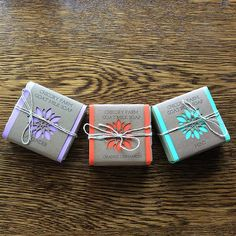 Handmade Soap from Chicory Farm                                                                                                                                                                                 More