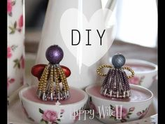 DIY: Come riutilizzare le SPILLE - YouTube