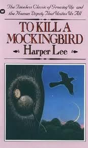 To Kill a Mockingbird by Harper Lee.  Somehow I haven't read this yet...soon