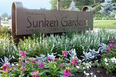 Lincoln Parks & Recreation | Sunken Gardens