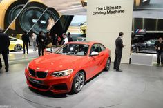 2015 BMW 2 Series Coupe M235xi
