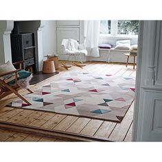 Esprit Hand-Tufted Ivory Area Rug & Reviews | Wayfair.co.uk