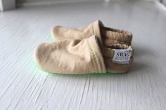 Toddler boy girl baby khaki tan gender neutral booties Infant Soft Soled Shoes brown slippers non slip gift SWAG