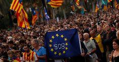 #MONSTASQUADD Op-Ed Contributor: Where's the E.U. in the Catalonia Crisis?