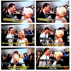 This ladies and gents is why we fan girl over Tom. Heart of gold.Men of the world, take lessons,