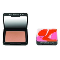 JAPONESQUE Velvet Touch Blush Shade 02 -- Click image for more details. (Note:Amazon affiliate link)