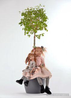 Пасха 2016 от Zwergnase / Коллекционные куклы Цвергназе, Zwergnase dolls / Бэйбики. Куклы фото. Одежда для кукол