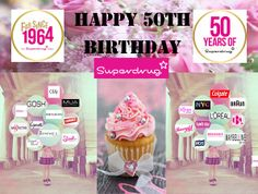 A very big super duper happy 50th birthday superdruggggggggggg!!!!!!!!