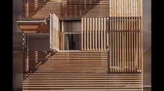 Edifici de vivendes a Barcelona, c. Marimón by Josep Lluis Mateo