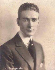 Clifton Webb, so young