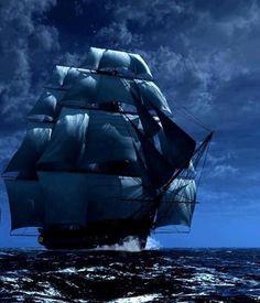 Ships The Sailing Ships JAKE INDY