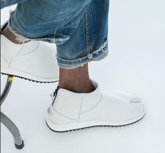 994305cc6738 Suicoke FW18 Toby in leather and Arctic Grip Vibram Sole  suicokeshoes   boots  fw18