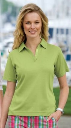 Ladies Soft Touch Sport Shirt (comes in 5 colors!) Bigmansland. $19.99