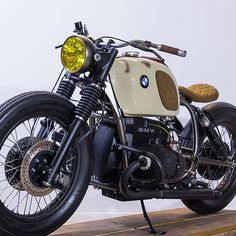 BMW CRD66 #crd66 by @caferacerdreams #motorcycle #motorcycles #crd #caferacerdreams #bmw #bmwclassic #r100 #r99tank #madrid