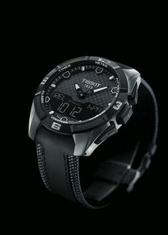 PROFESSIONAL WATCHES: Introducing the Tissot T-Race Aluminum and T-Touch Expert Solar