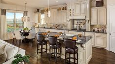 Glen Rose - The Hilltop at Heritage by Standard Pacific Homes