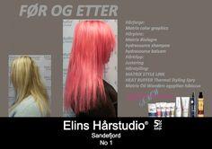 Langt lyst hår til langt rosa hår Long Hair Styles, Beauty, Cosmetology, Long Hairstyles, Long Haircuts, Long Hair Cuts