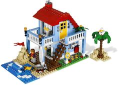 7346i: Seaside House