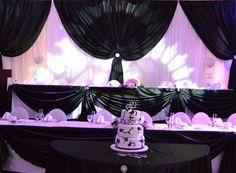Black and White #wedding