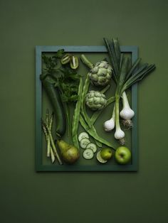 - Food Painting - Food Inspiration - Green by Olivia Jeczmyk. Food Inspiration Green by Olivia Jeczmyk. Vegetables Photography, Fruit Photography, Food Photography Styling, Food Styling, Autumn Photography, Fashion Photography, Photography Jobs, Photography Backdrops, Photography Portfolio
