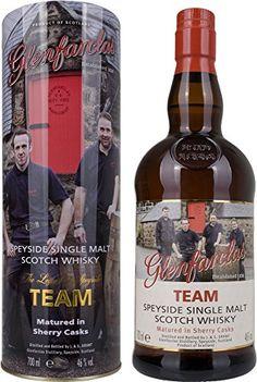 Glenfarclas Team Sherry Cask Whisky with Gift Bag cl) Scotch Whiskey, Bourbon Whiskey, Whisky Club, Single Malt Whisky, Liquid Gold, Distillery, Cellar, Liquor, Girlfriends