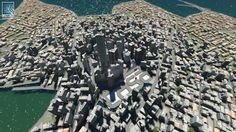 Digital Urban: ESRI CityEngine, Lumion, and SketchUp - The Ultimate City Toolkit?