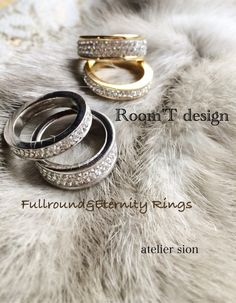 {1D1B8A10-6C07-4B2E-B3C3-0F93F5AD45D6:01} China, Eternity Ring, Handmade Accessories, Wedding Rings, Engagement Rings, Diy Jewellery, Jewelry, Crystals, Clay Ideas