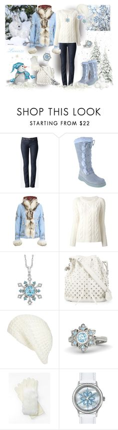"""""""cold day"""" by lumi-21 ❤ liked on Polyvore featuring Hudson Jeans, Dirty Laundry, Bogner, Dondup, Lab, Alexander McQueen, Steve Madden, Gemvara, Ann Taylor and Winter"""
