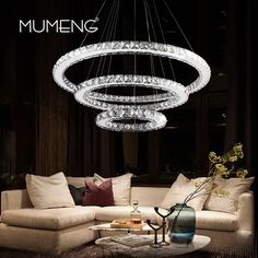 Reviews LED Crystal Pandant Light Modern Ring Ceiling Lamp Fixture 1 2 3 Circle Chandelier Lighting Dining Room Hanging Lamps Luxture ☎ Discount LED Crystal Pandant Light Modern Ring Ceiling Lamp Goods  LED Crystal Pandant Light Modern Ring Ceiling Lamp Fixture 1 2 3 Circl  Details : http://shop.flowmaker.info/zclD7    LED Crystal Pandant Light Modern Ring Ceiling Lamp Fixture 1 2 3 Circle Chandelier Lighting Dining Room Hanging Lamps LuxtureYour like LED Crystal Pandant Light Modern Ring…