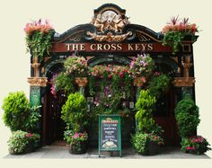 cross keys - covent garden http://www.crosskeyscoventgarden.com/