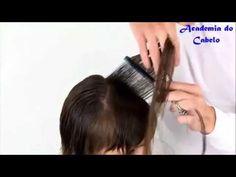 Corte feminino Chanel maravilhoso - passa a passo técnicas - YouTube