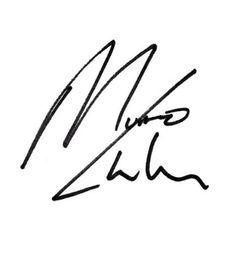 autographe from munro chambers