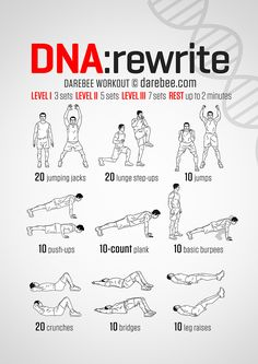 DNA Rewrite Workout