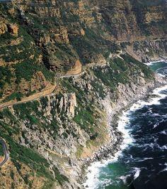 Chapman's Peak, Afrique du Sud