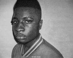 Kevin Okafor art