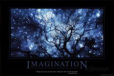 Immaginazione Poster su AllPosters.it