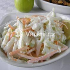 Fotografie receptu: Jablkovo-celerový salát