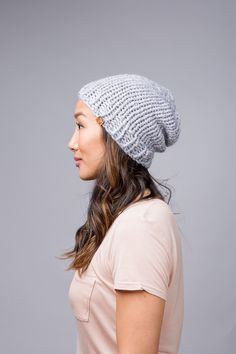 You are always on board for an early-morning hike and this knit hat makes your journey to the peak even sweeter Stay cozy as you climb winding trails in this lightly ribbed cap and let crisp winds dart through its repeating knit pattern when you reach the sunlit summit! ¥ Perfect Autumn and Winter