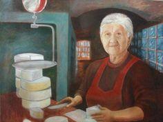 la señora de los quesos