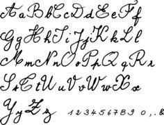 ... pc on Pinterest   Google, Onderwijs and Calligraphy alphabet