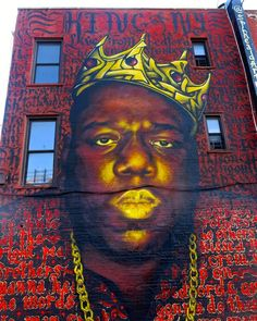 Spread Art NYC Presents <em>20 Big Years</em>    an Artistic Tribute to Biggie Smalls    at the Bishop Gallery through Tomorrow