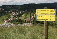 Prädikats-Wanderweg im Bayerischen Jura - Jurasteig Wanderweg