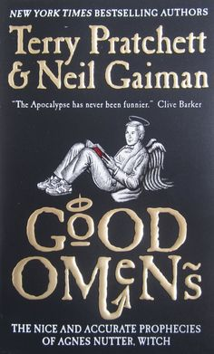 Good Omens: The Nice and Accurate Prophecies of Agnes Nutter, Witch |  Neil Gaiman & Terry Pratchett