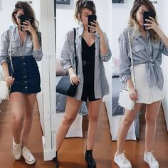 e16a89ec02 Além de inúmeros truques de styling que podemos usar para deixar uma camisa  social menos social