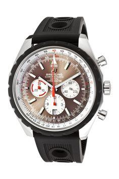 Breitling Men's Navitimer/Chrono-Matic 49 Chronograph Watch  #Chronograph watch #Sapphire #