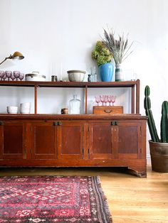 5 Just-Opened Vintage Furniture Stores to Fuel Your Summer Digging Vintage Furniture, Dining Room, Dining Rooms, Restaurant
