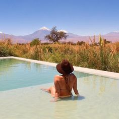 Taking in the view at Tierra Atacama Chile. by corrine_t