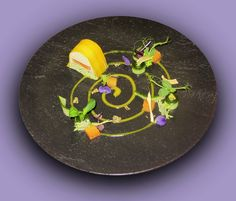 Frischkäse-Lachsforellenterrine mit Gurke