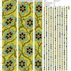Схемы жгутов от Альбины Тезиной АльТеКо | VK 19 db