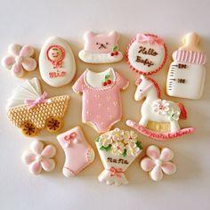 アイシングクッキーのレッスン・オーダーメイド販売。